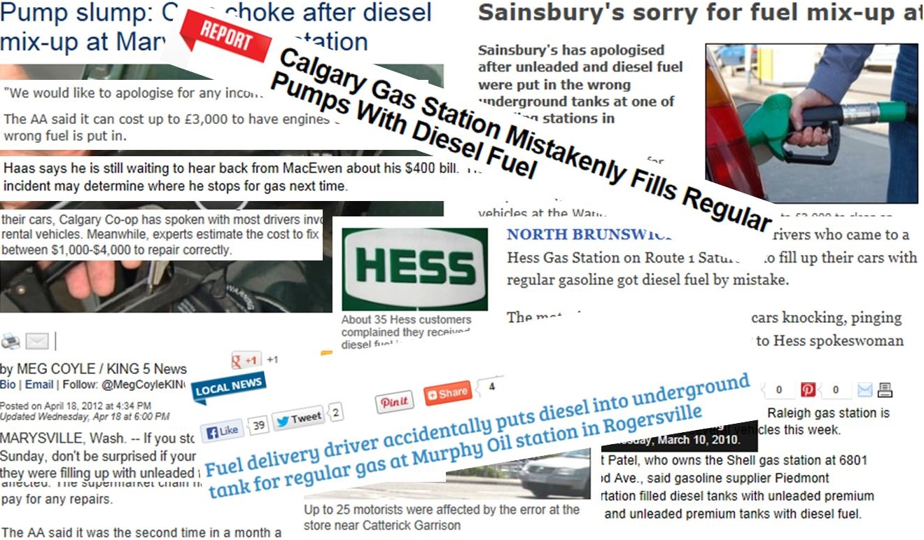 KamKey Camlock Coupling - crossover, fuel mix or fuel mix-up making news headlines